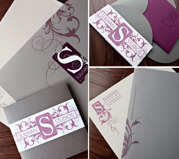 Sullivan Studios Photography | Letterpress Packaging