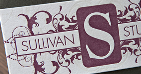Sullivan Studios Packaging