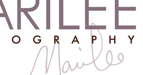 Logo for Marilee Photography