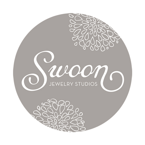 logo design for swoon jewelry studios
